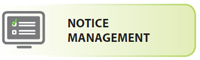 Notice Management
