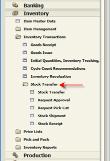 inventory module in sap business one pdf