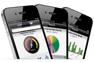 iPhone Dashboards